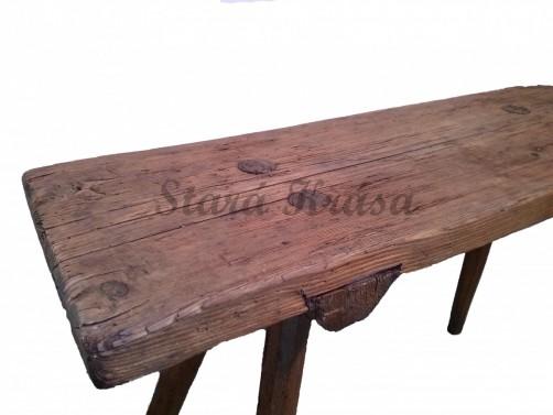 Originální dobová selská stolička č.2