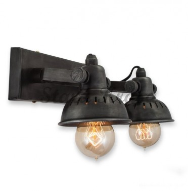 Dvojitý vintage reflektor